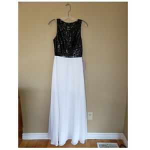 JS collection formal dress 8 NWT